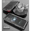 Чехол для Apple iPhone 6, 6S (Luphie Wolf Warrior) (черный) - Чехол для телефонаЧехлы для мобильных телефонов<br>Пыле- и влагонепроницаемый чехол: закаленное стекло, бампер и защитная крышка, обеспечивает надежную защиту смартфона от грязи, влаги, ударов, царапин, потертостей и других негативных внешних воздействий.<br>