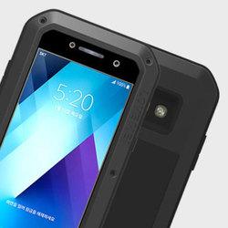 Чехол для Samsung Galaxy A5 2017 (Lunatik Love Mei) (черный)