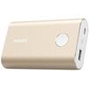 Anker PowerCore+10050 with Quick Charge 3.0 (золотистый) - Внешний аккумуляторУниверсальные внешние аккумуляторы<br>Anker PowerCore+10050 with Quick Charge 3.0 - емкость аккумулятора: 10050 мАч, USB, максимальный ток 2.10 А, вес 236 г.<br>