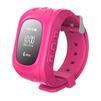 Кнопка жизни К911 (розовый) - Умные часы, браслетУмные часы и браслеты<br>Кнопка жизни К911 - умные часы, противоударные, влагозащищенные, OLED-экран, встроенный телефон.<br>