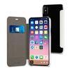 Чехол-книжка для Apple iPhone X (Muvit Folio Case MUFLC0092) (белый) - Чехол для телефонаЧехлы для мобильных телефонов<br>Чехол плотно облегает корпус и гарантирует надежную защиту от царапин и потертостей.<br>