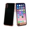 Чехол-накладка для Apple iPhone X (Muvit Crystal MUCRY0171) (розовый) - Чехол для телефонаЧехлы для мобильных телефонов<br>Чехол плотно облегает корпус и гарантирует надежную защиту от царапин и потертостей.<br>
