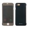 Чехол-книжка для Apple iPhone 7, 8 (Muvit Folio MUTSF0004) (черный) - Чехол для телефонаЧехлы для мобильных телефонов<br>Чехол плотно облегает корпус и гарантирует надежную защиту от царапин и потертостей.<br>