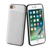 Чехол-накладка для Apple iPhone 7, 8 (So Seven SVNCSMPU4IP7) (серебристый) - Чехол для телефонаЧехлы для мобильных телефонов<br>Чехол плотно облегает корпус и гарантирует надежную защиту от царапин и потертостей.<br>