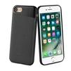 Чехол-накладка для Apple iPhone 7, 8 (So Seven SVNCSMPU5IP7) (черный) - Чехол для телефонаЧехлы для мобильных телефонов<br>Чехол плотно облегает корпус и гарантирует надежную защиту от царапин и потертостей.<br>