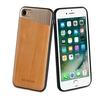 Чехол-накладка для Apple iPhone 7, 8 (So Seven SVNCSMWGIP7) (светлое дерево) - Чехол для телефонаЧехлы для мобильных телефонов<br>Чехол плотно облегает корпус и гарантирует надежную защиту от царапин и потертостей.<br>