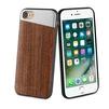 Чехол-накладка для Apple iPhone 7, 8 (So Seven SVNCSMWSIP7) (темное дерево) - Чехол для телефонаЧехлы для мобильных телефонов<br>Чехол плотно облегает корпус и гарантирует надежную защиту от царапин и потертостей.<br>