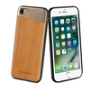Чехол-накладка для Apple iPhone 7 Plus, 8 Plus (So Seven SVNCSMWGIP7PLUS) (светлое дерево) - Чехол для телефонаЧехлы для мобильных телефонов<br>Чехол плотно облегает корпус и гарантирует надежную защиту от царапин и потертостей.<br>