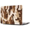 Чехол-накладка для Apple Macbook 12 (Novelty Electronics Transparent Hard Shell Case tmp_461425) (коричневый хаки)  - Чехол для ноутбукаЧехлы для ноутбуков<br>Чехол-накладка для защиты внешней поверхности ноутбука от повреждений, не препятствует доступу к портам, экрану, клавиатуре и камере.<br>