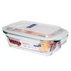 Контейнер Glasslock OCRT-175 - Посуда для готовкиПосуда для готовки<br>Пищевой контейнер, объем - 1.75 л , материал - ударопрочное закаленное стекло.<br>