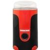 Микма ИП 33 (черный, красный) - КофемолкаКофемолки<br>Напряжение - 220 В, мощность - 150 Вт, емкость чаши - 50 гр, частота вращения ножа - до 30 000 об/мин, длительность размола - до 40 секунд, фиксируемая крышка.<br>