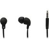 Smartbuy Element Extra Bass (SBH-600) (черный) - НаушникиНаушники<br>Наушники с микрофоном, частота: 18-20000 Гц, 16 Ом, подключение minijack 3.5 мм.<br>