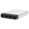 Универсальное сетевое зарядное устройство, адаптер 4хUSB (Just Mobile AluCharge PA-188EU) (серебристый) - Сетевой адаптер 220v - USB, ПрикуривательСетевые адаптеры 220v - USB, Прикуриватель<br>Поддержка четырёх устройств USB одновременно, корпус выполнен из высококачественного материала, система самостоятельно определит тип устройства и распределит требуемую мощность. Выходной ток общий: 6.2 А.<br>