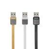 Кабель USB - USB Type-C (Remax CRC-044a) (белый) - Usb, hdmi кабельUSB-, HDMI-кабели, переходники<br>Предназначен для возможности использования аксессуаров (зарядные устройства, кабели передачи данных и тому подобное) с выходным разъёмом USB устройствами USB Type-C.<br>