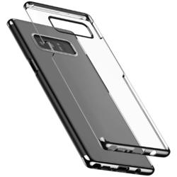 Чехол-накладка для Samsung Galaxy Note 8 (Baseus Glitter Case WISANOTE8-DW01) (черный)
