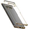 Чехол-накладка для Samsung Galaxy Note 8 (Baseus Glitter Case WISANOTE8-DW0V) (золотистый) - Чехол для телефонаЧехлы для мобильных телефонов<br>Предназначен для надежной защиты Вашего смартфона от загрязнений и механических повреждений, оставляет свободный доступ ко всем разъемам устройства.<br>