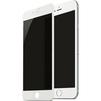 Защитное стекло для Apple iPhone 8 Plus (Baseus Soft edge Anti-peeping SGAPIPH8P-TG02) (белый) - Защитное стекло, пленка для телефонаЗащитные стекла и пленки для мобильных телефонов<br>Защитное стекло предназначено для защиты дисплея устройства от царапин, ударов, сколов, потертостей, грязи и пыли.<br>
