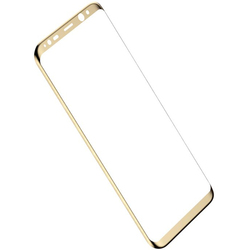 Защитное стекло для Samsung Galaxy Note 8 (Baseus 3D Arc Tempered Glass Film SGSANOTE8-3D0V) (золотистый)