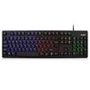 SVEN KB-C7100EL - Мыши и КлавиатурыМыши и Клавиатуры<br>SVEN KB-C7100EL - клавиатура, с подсветкой, клавиш 104 + дополнительных 12, влагоустойчивая конструкция, USB.<br>