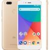 Xiaomi Mi A1 64GB (золотистый) ::: - Мобильный телефонМобильные телефоны<br>GSM, LTE, смартфон, Android 7.1, вес 165 г, ШхВхТ 75.8x155.4x7.3 мм, экран 5.5, 1920x1080, Bluetooth, Wi-Fi, GPS, ГЛОНАСС, фотокамера 12 МП, память 64 Гб, аккумулятор 3080 мАч.<br>