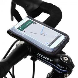 Велосипедный держатель для Apple iPhone 4, 4S, 5, 5C, 5S, SE (Satechi RideMate ST-RM300) (черный)