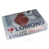 Бумага офисная A4 (500 листов) (Lomond 0101005) - БумагаОбычная, фотобумага, термобумага для принтеров<br>Lomond Office 0101005 - бумага класса С для офисной печати, для любых типов печатающих устройств.<br>