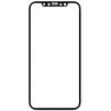 Защитное стекло 3D для Apple iPhone X (41381) (черный) - Защитное стекло, пленка для телефонаЗащитные стекла и пленки для мобильных телефонов<br>Защитное стекло предназначено для защиты дисплея устройства от царапин, ударов, сколов, потертостей, грязи и пыли.<br>