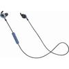 JBL Everest 110 (синий) - НаушникиНаушники<br>JBL Everest 110 - Bluetooth-наушники с микрофоном, вставные (затычки), время работы 8 ч, чувствительность 96 дБ/мВт.<br>