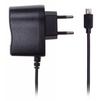 Сетевое зарядное устройство microUSB 1A (Buro XCJ-021-EM-1A) (черный) - Сетевое зарядное устройствоСетевые зарядные устройства<br>Сетевое зарядное устройство для зарядки мобильного телефона, плеера, gps-навигатора от бытовой сети. Номинальная мощность 5Вт, коннектор microUSB, сила выходного тока 1А.<br>