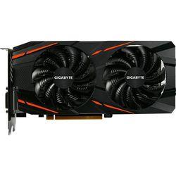 GIGABYTE Radeon RX 570 1244Mhz PCI-E 3.0 4096Mb 7000Mhz 256 bit DVI HDMI HDCP Mininng (GV-RX570GAMING-4GD-MI) Bulk