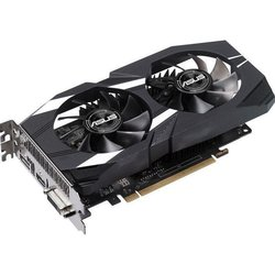 Asus GeForce GTX 1050 1354Mhz PCI-E 3.0 2048Mb 7008Mhz 128 bit DVI HDMI HDCP for best eSports gaming (DUAL-GTX1050-2G-V2)