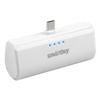 SmartBuy TURBO (SBPB-210) (белый) - Внешний аккумуляторУниверсальные внешние аккумуляторы<br>Портативное зарядное устройство, емкость 2200мАч, разъем microUSB, выходной ток: 2.1А, защита: от избыточного заряда/саморазряда/короткого замыкания/превышения напряжения/по току, LED-индикация.<br>