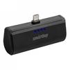 SmartBuy TURBO (SBPB-200) (черный) - Внешний аккумуляторУниверсальные внешние аккумуляторы<br>Портативное зарядное устройство, емкость 2200мАч, разъем microUSB, выходной ток: 2.1А, защита: от избыточного заряда/саморазряда/короткого замыкания/превышения напряжения/по току, LED-индикация.<br>
