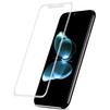 Защитное стекло для Apple iPhone X (Baseus Silk-screen 3D Arc Tempered Glass SGAPIPHX-A3D02) (белый) - ЗащитаЗащитные стекла и пленки для мобильных телефонов<br>Защитное стекло предназначено для защиты дисплея устройства от царапин, ударов, сколов, потертостей, грязи и пыли.<br>