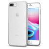 Чехол-накладка для Apple iPhone 7 Plus, 8 Plus (Spigen Liquid Crystal Glitter 043CS21758) (кристальный кварц) - Чехол для телефонаЧехлы для мобильных телефонов<br>Обеспечит защиту телефона от царапин, потертостей и других нежелательных внешних воздействий.<br>