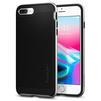 Чехол-накладка для Apple iPhone 7 Plus, 8 Plus (Spigen Neo Hybrid 2 055CS22374) (серебристый) - Чехол для телефонаЧехлы для мобильных телефонов<br>Обеспечит защиту телефона от царапин, потертостей и других нежелательных внешних воздействий.<br>