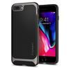 Чехол-накладка для Apple iPhone 7 Plus, 8 Plus (Spigen Neo Hybrid Herringbone 055CS22227) (стальной) - Чехол для телефонаЧехлы для мобильных телефонов<br>Обеспечит защиту телефона от царапин, потертостей и других нежелательных внешних воздействий.<br>