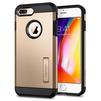 Чехол-накладка для Apple iPhone 7 Plus, 8 Plus (Spigen Tough Armor 2 055CS22248) (шампань) - Чехол для телефонаЧехлы для мобильных телефонов<br>Защитит смартфон от грязи, пыли, брызг и других внешних воздействий.<br>