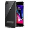 Чехол-накладка для Apple iPhone 7 Plus, 8 Plus (Spigen Ultra Hybrid S 055CS22242) (ультра-черный) - Чехол для телефонаЧехлы для мобильных телефонов<br>Обеспечит защиту устройства от ударов и падений.<br>