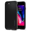 Чехол-накладка для Apple iPhone 7, 8 (Spigen Neo Hybrid 2 054CS22358) (стальной) - Чехол для телефонаЧехлы для мобильных телефонов<br>Обеспечит защиту телефона от царапин, потертостей и других нежелательных внешних воздействий.<br>