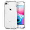 Чехол-накладка для Apple iPhone 7, 8 (Spigen Neo Hybrid Crystal 2 054CS22365) (серебристый) - Чехол для телефонаЧехлы для мобильных телефонов<br>Обеспечит защиту телефона от царапин, потертостей и других нежелательных внешних воздействий.<br>