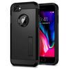 Чехол-накладка для Apple iPhone 7, 8 (Spigen Tough Armor 2 054CS22216) (черный) - Чехол для телефонаЧехлы для мобильных телефонов<br>Защитит смартфон от грязи, пыли, брызг и других внешних воздействий.<br>