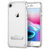 Чехол-накладка для Apple iPhone 7, 8 (Spigen Ultra Hybrid S 054CS22213) (кристально-прозрачный) - Чехол для телефонаЧехлы для мобильных телефонов<br>Обеспечит защиту устройства от ударов и падений.<br>