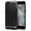 Чехол-накладка для OnePlus 5 (Spigen Neo Hybrid K04CS21515) (стальной) - Чехол для телефонаЧехлы для мобильных телефонов<br>Защитит устройство от пыли, влаги, царапин и других внешних воздействий.<br>
