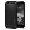 Чехол-накладка для OnePlus 5 (Spigen Rugged Armor K04CS21513) (черный) - Чехол для телефонаЧехлы для мобильных телефонов<br>Защитит смартфон от грязи, пыли, брызг и других внешних воздействий.<br>