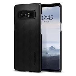 Чехол-накладка для Samsung Galaxy Note 8 (Spigen Thin Fit 587CS22051) (матово-черный)