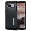 Чехол-накладка для Samsung Galaxy Note 8 (Spigen Slim Armor 587CS21834) (металлический) - Чехол для телефонаЧехлы для мобильных телефонов<br>Защитит смартфон от грязи, пыли, брызг и других внешних воздействий.<br>