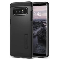 Чехол-накладка для Samsung Galaxy Note 8 (Spigen Tough Armor 587CS22079) (черный)