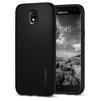 Чехол-накладка для Samsung Galaxy J5 2017 (Spigen Liquid Air Armor 584CS21802) (черный) - Чехол для телефонаЧехлы для мобильных телефонов<br>Обеспечит защиту телефона от царапин, потертостей и других нежелательных внешних воздействий.<br>