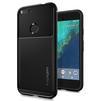 Чехол-накладка для Google Pixel XL (Spigen Rugged Armor F15CS20903) (черный) - Чехол для телефонаЧехлы для мобильных телефонов<br>Защитит смартфон от грязи, пыли, брызг и других внешних воздействий.<br>